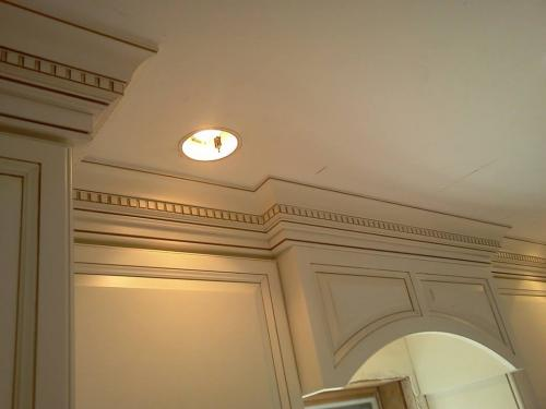 Triple piece Crown molding 2